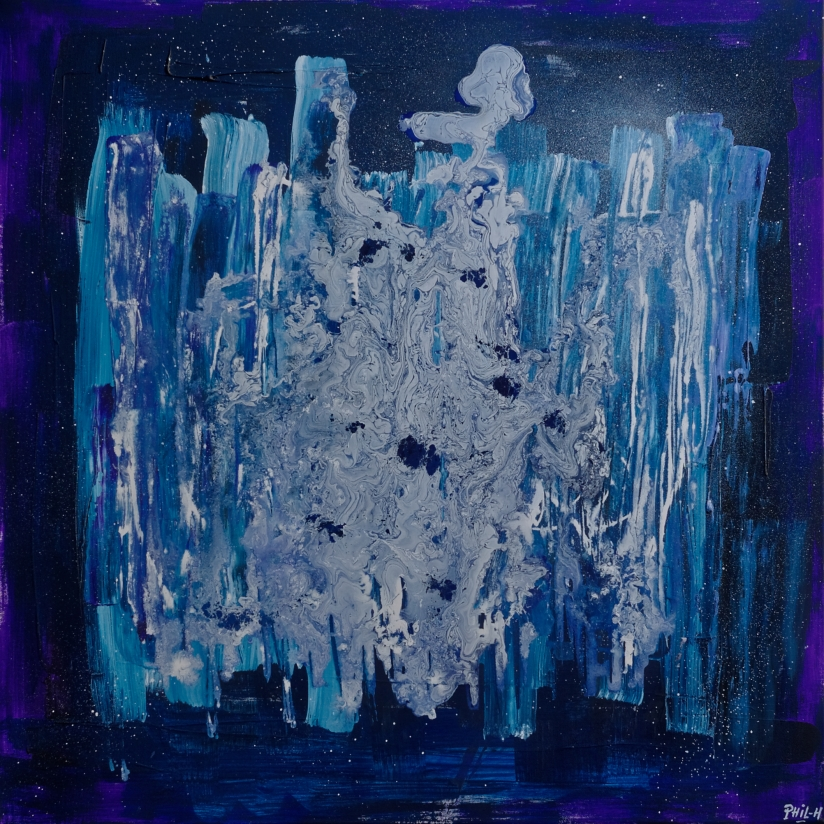 Blue Escape 90x90